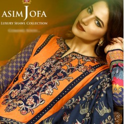 ASIM JOFA Luxury Shawl Collection 2016