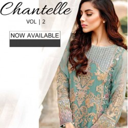 BAROQUE Chantelle Vol-2 Collection 2016