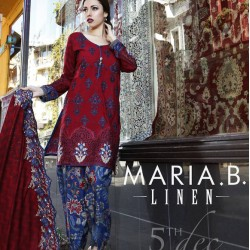 MARIA B Linen Collection 2016
