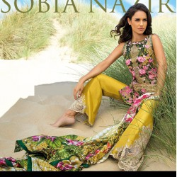 SOBIA NAZIR Luxury Chiffon Collection 2016