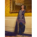 SAIRA RIZWAN Khanum Chiffon Collection 2017 -  LAILA