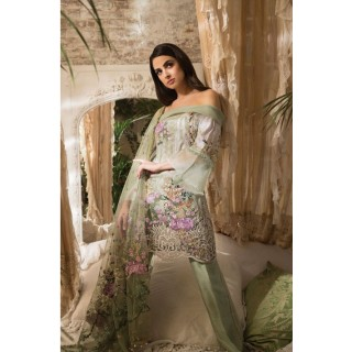 SOBIA NAZIR Lawn Collection 2018 - Design 01-B