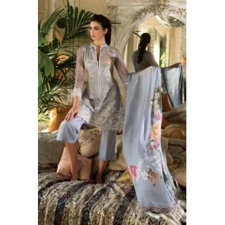 SOBIA NAZIR Lawn Collection 2018 - Design 13-A