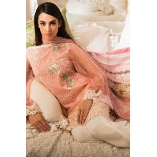SOBIA NAZIR Lawn Collection 2018 - Design 13-B