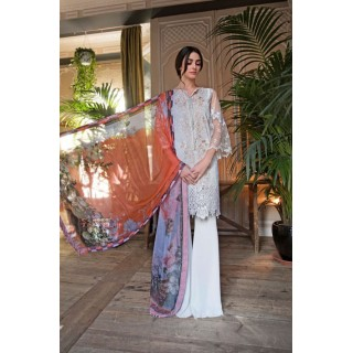 SOBIA NAZIR Lawn Collection 2018 - Design 14-A