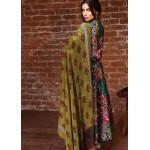 KHAADI Winter Collection Vol 1 2016 - K16602-GREEN